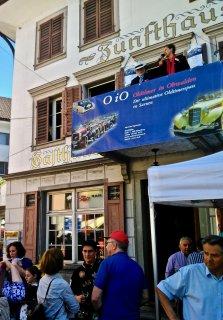 «Ladydrivers» an der O.i.O - Veranstaltung in Sarnen