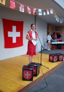 Festansprache in Udligenswil (LU)